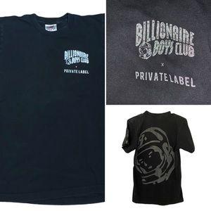Billionaire Boys Club x Private Label Men's T